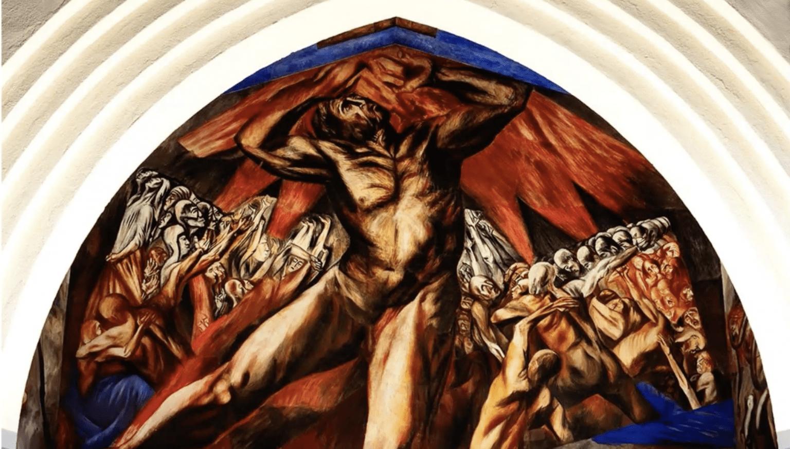 painting of Prometheus