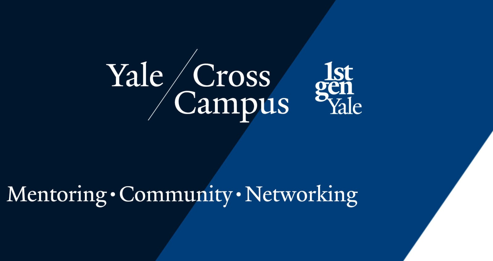 1stgenyaale on cross campus