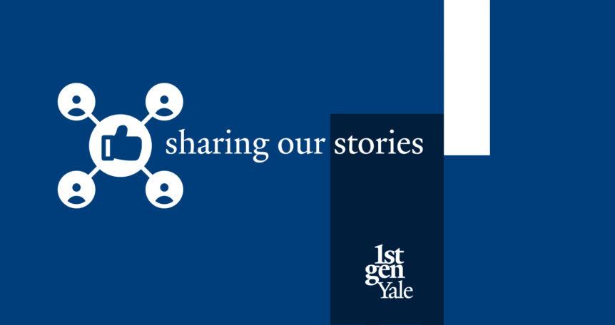 1stgenyale sharing stories