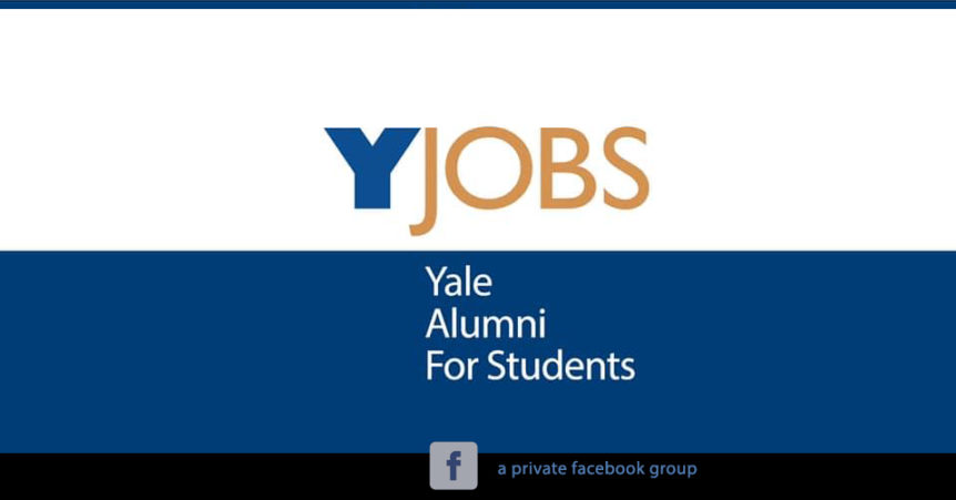 jobs yale alumni for students