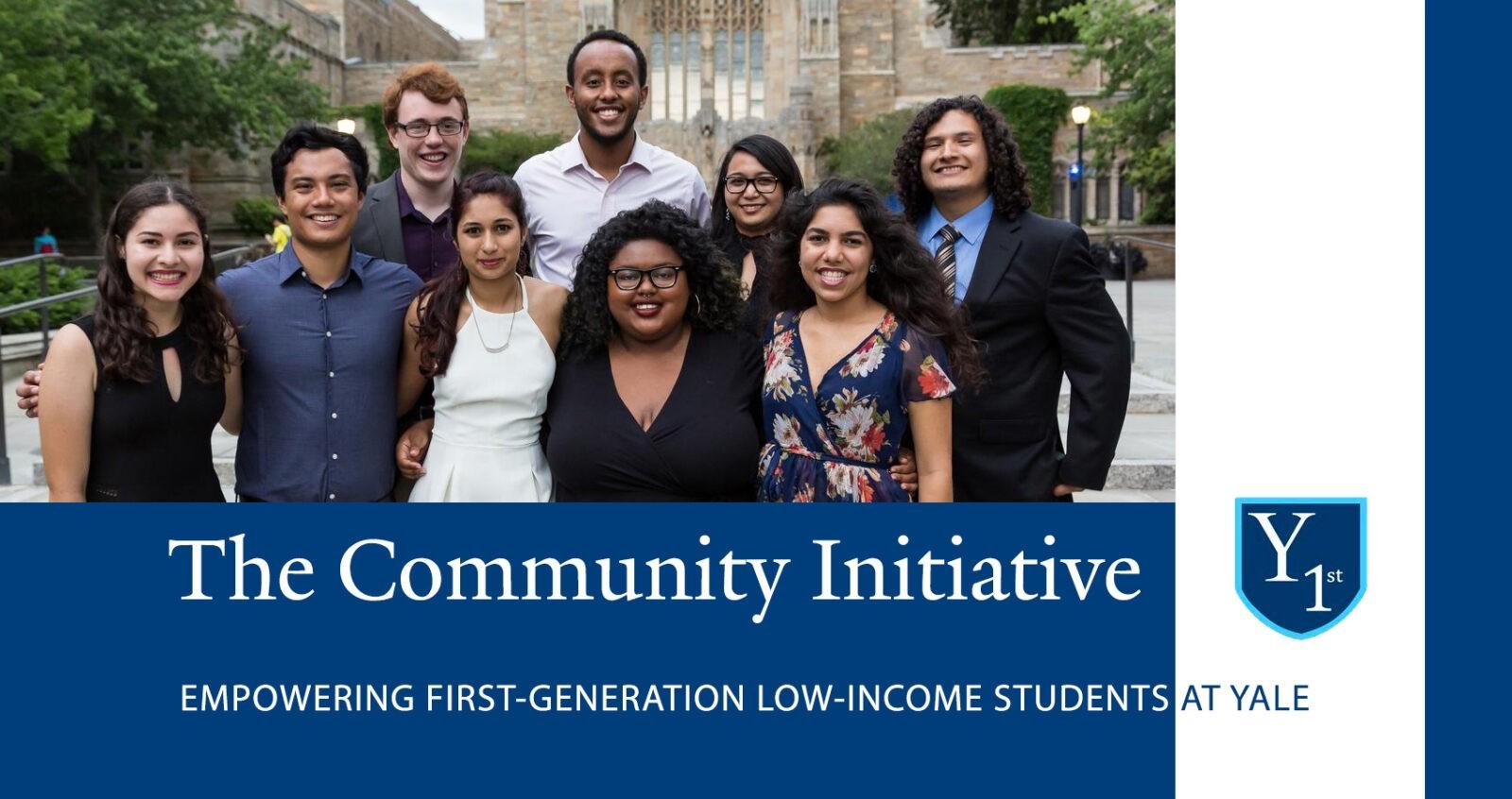 community Initiative at Yale